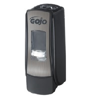 Gojo, ADX Handzeep Dispenser Chrome/ Zwart 700ml