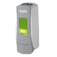 Gojo, ADX Handzeep Dispenser Grijs/ Wit 700ml