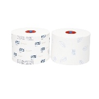 Tork Advanced Toilet Papier Comp.rol 2lgs mid-size 27rollen