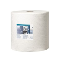Tork Heavy-Duty Paper Roll 2lgs 340m 1000vel wit